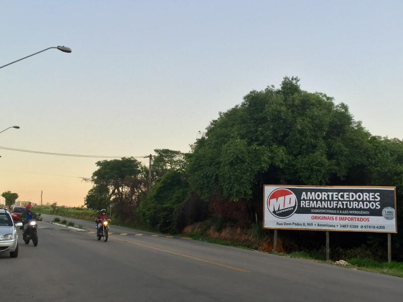 Empresa de outdoor em Hortolândia
