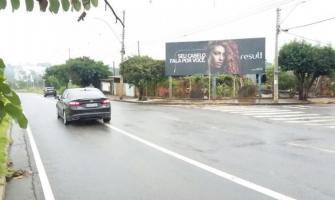 Publicidade em outdoor